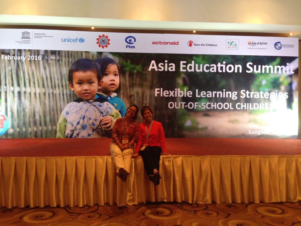Nila Tanzil on Asia Education Summit 2016