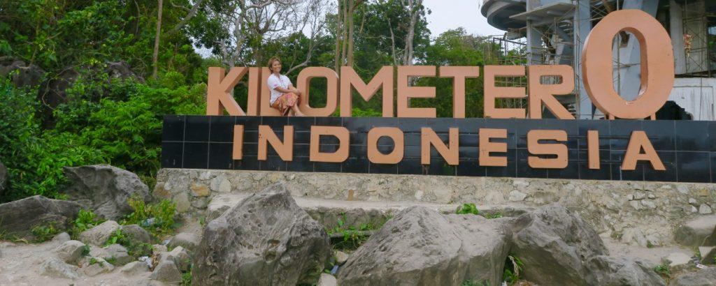 Kilometer 0 Sabang, Aceh