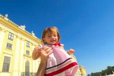 traveling to vienna with children