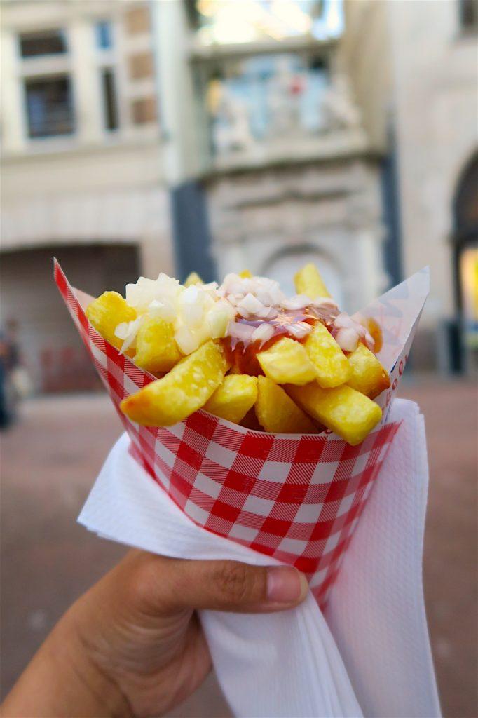 patat met mayo