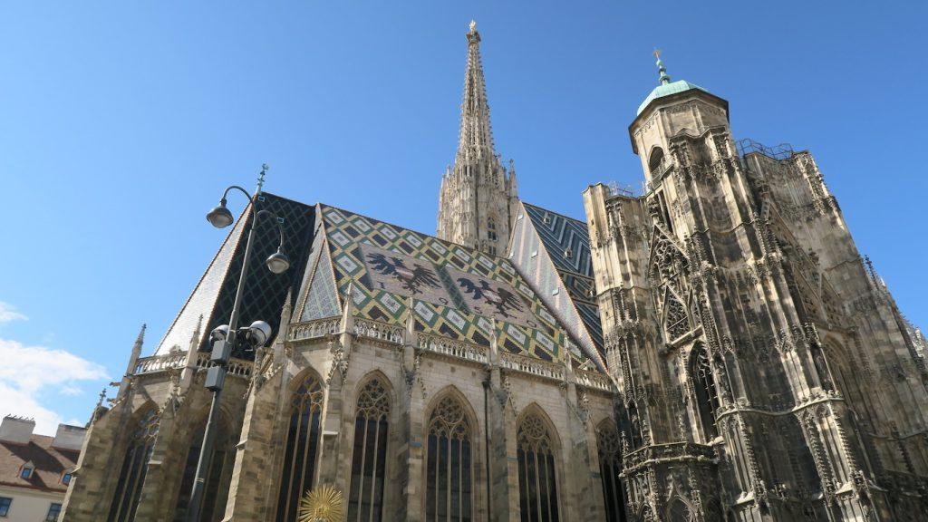 St Stephansdom Vienna