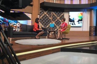 Jawa Pos TV features Lembar-Lembar Pelangi
